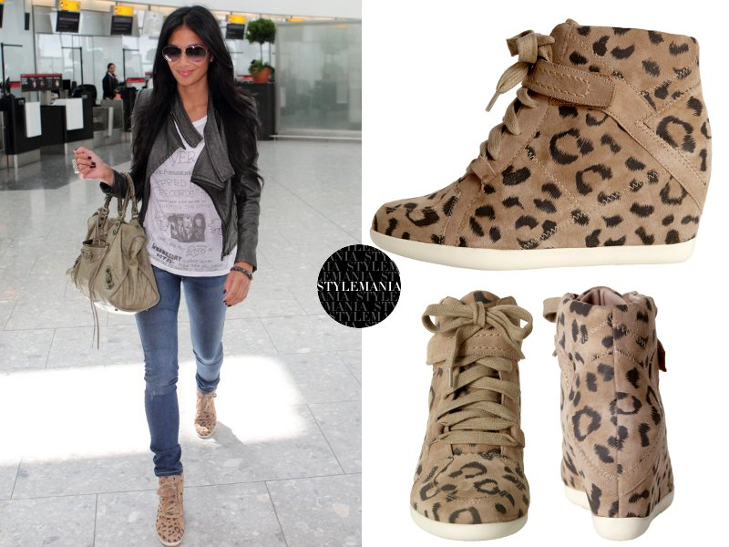 e5f5b10b696 Wedge Leopard Shoes Wedge Leopard Shoes